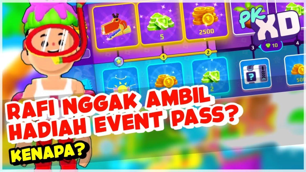 Download RAFI NGGAK AMBIL HADIAH EVENT PASS?   PK XD Bahasa Indonesia