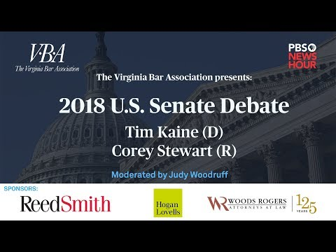 watch-live-tim-kaine-and-corey-stewart-meet-for-first-u-s-senate-debate-in-virginia