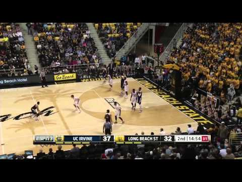 UC Irvine at Long Beach State 2015-2-7