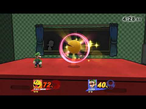 Pacman's Grab is the Best