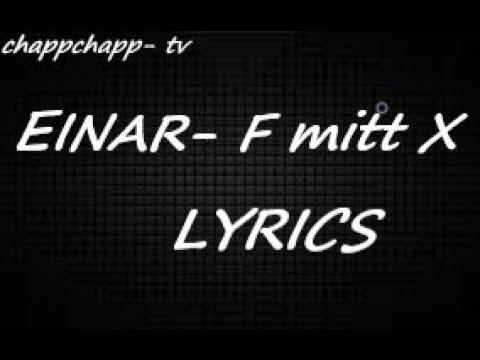 F Mitt X