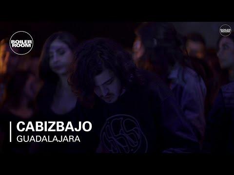 Cabizbajo Boiler Room Guadalajara Live Set