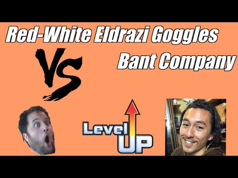 Leveling Up With Travis Woo- Standard Bant CoCo vs Eldrazi Goggles