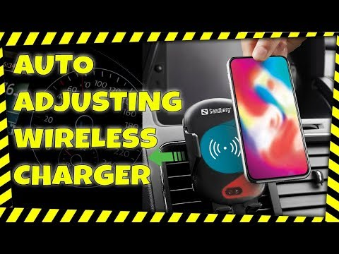 Sandberg Wireless in Car Charger - Consumer Video Review