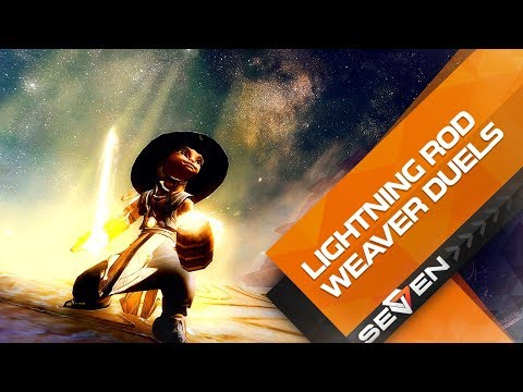 Gw2- Lighting Rod Weaver Duels