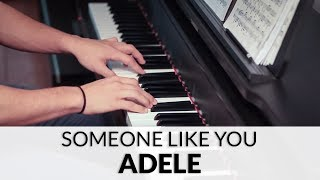 Adele - Someone Like You (HQ Piano Cover)
