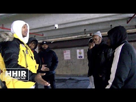 T-TOP & BRIZZ RAWSTEEN VS NUJERZEY TWORK & CHEF TREZ UNOFFICIAL 2 ON 2 RAP BATTLE