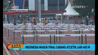 Tim Pelajar Indonesia Masuk Final Cabang Lari di ASEAN School Games 2019