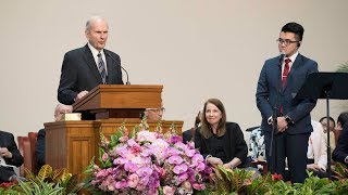 Prophet Inspires Latter-day Saints in Hong Kong