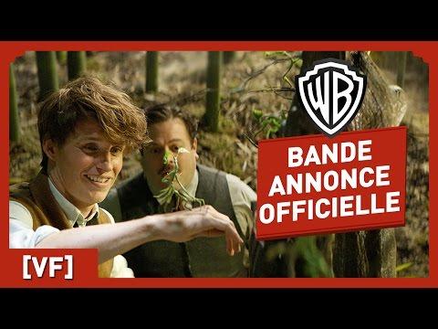 Vidéo Les Animaux Fantastiques - Bande Annonce Finale (VF) rôle Porpentina Goldstein comédienne : Katherine WATERSTON