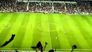 أسرع هدف فى تاريخ دورى أبطال أوربا (بايرن ميونخ - ريال مدريد )