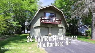 24 Salmon Meadow Lane Moultonborough, NH