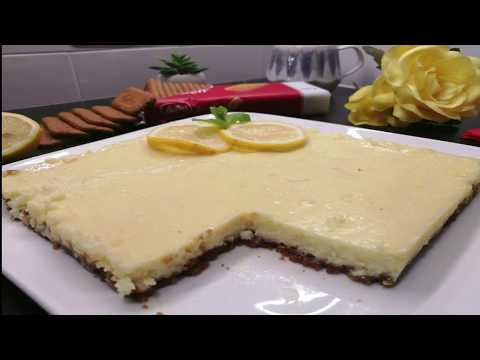 no-cheese!!!-lemon-cheesecake-without-cheese-in-10-min