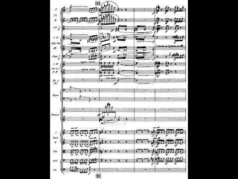 """Four Orchestral Pieces"" by Bela Bartok (Audio + Sheet Music)"