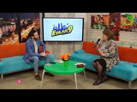 ETAJUL 9 #52 cu Eugenia Bulat și Olia Tira