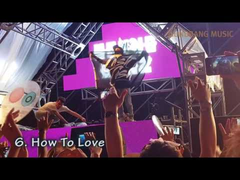 Cash Cash(캐시 캐시) LIVE Highlight in KOREA [170806 SounceParade Festival]