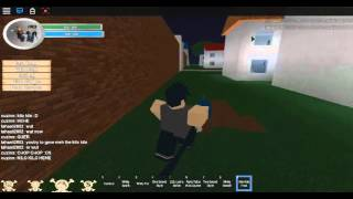 Roblox - One piece golden age Df KIlo Klo