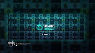 Creative Grenade - Speedart Header - #12 - TheSlateDesigns