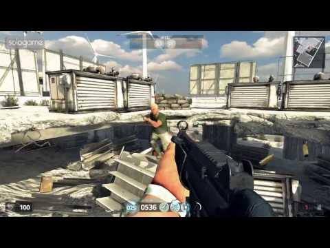 Bullet Run - PC Gameplay (HD): MMO bắn súng kết hợp yếu tố nhập vai