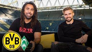 Marcel Schmelzer returns to pitch and the Matchday Magazine! |BVB - Werder Bremen