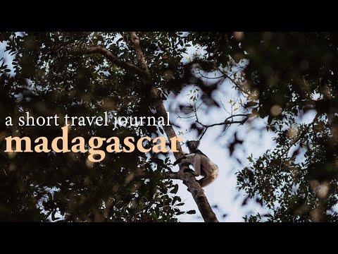 A short travel journal - Madagascar