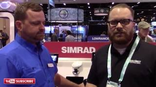 simrad go7 xse at icast 2016