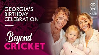 Jos Buttler's daughter turns two | Georgia's Birthday Celebration | IPL 2021