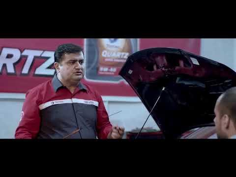TOTAL India Mechanic TVC - Directors Cut