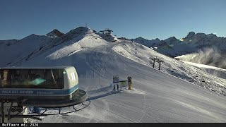 Preview of stream Val di Fassa ski resort - Buffaure, Italy