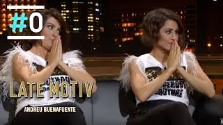 Late Motiv: Barei y Silvia Abril, ¿Quién es Quién? #LateMotiv89   #0