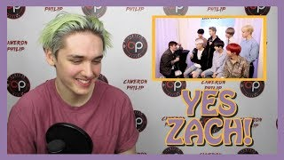 BTS x ZACH SANG INTERVIEW | AMAs REACTION [THE BEST] MP3