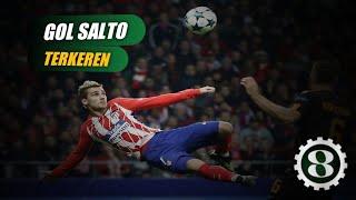 Top 5 | Ini Baru Namanya Gol Salto! Ronaldo Lewat!!