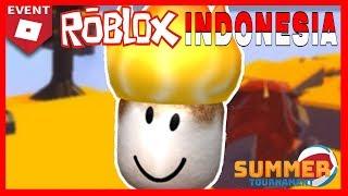 Evento Cara Mendapatkan cabeça MARSHMALLOW! | Roblox Spawn Wars Indonésia