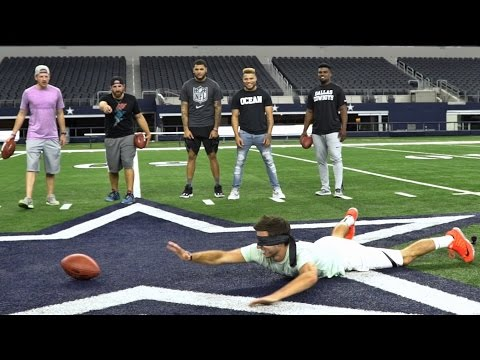 Thumbnail: DP vs NFL Battle | Dude Perfect