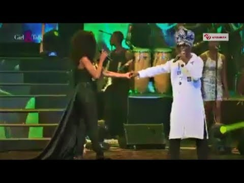 KOJO ANTWI AND EFYA AMAZING DUET PERFORMANCE