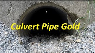 Culvert Pipe Gold in Colorado