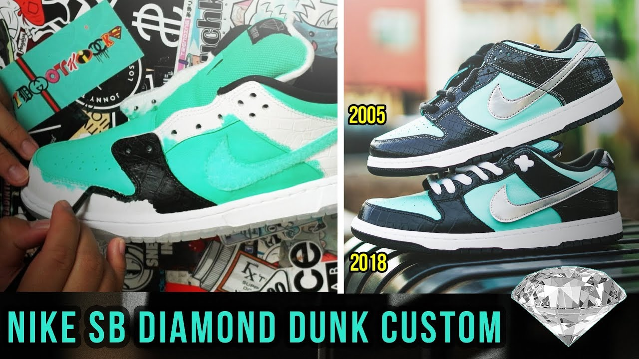custom sb dunks