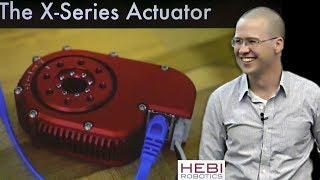 RI Seminar : Dave Rollinson : Building a Force-Controlled Actuator (Company)