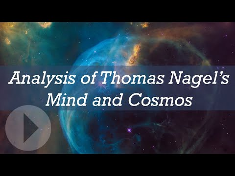 Analysis of Thomas Nagel's Mind and Cosmos - Alexander Fink