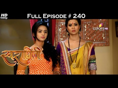 Swaragini - 25th January 2016 - स्वरागिनी - Full Episode (HD)