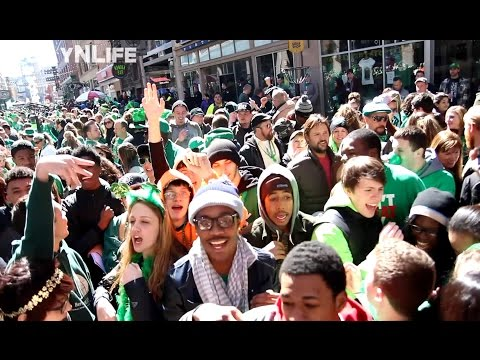 2015 Cleveland St. Patrick's Day Parade RE-CAP