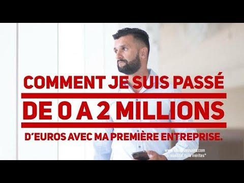 COMMENT J'AI REALISE 2 000 000€  AVEC MON ENTREPRISE (Business Coach Français)