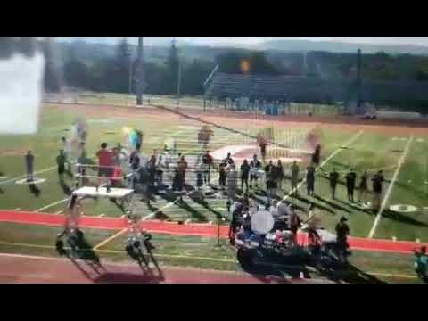 Crestwood Marching Band