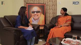 South Poll Tamil Nadu In conversation with Kanimozhi of DMK