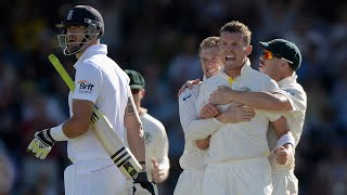 Great Test Rivalry: Peter Siddle v Kevin Pietersen