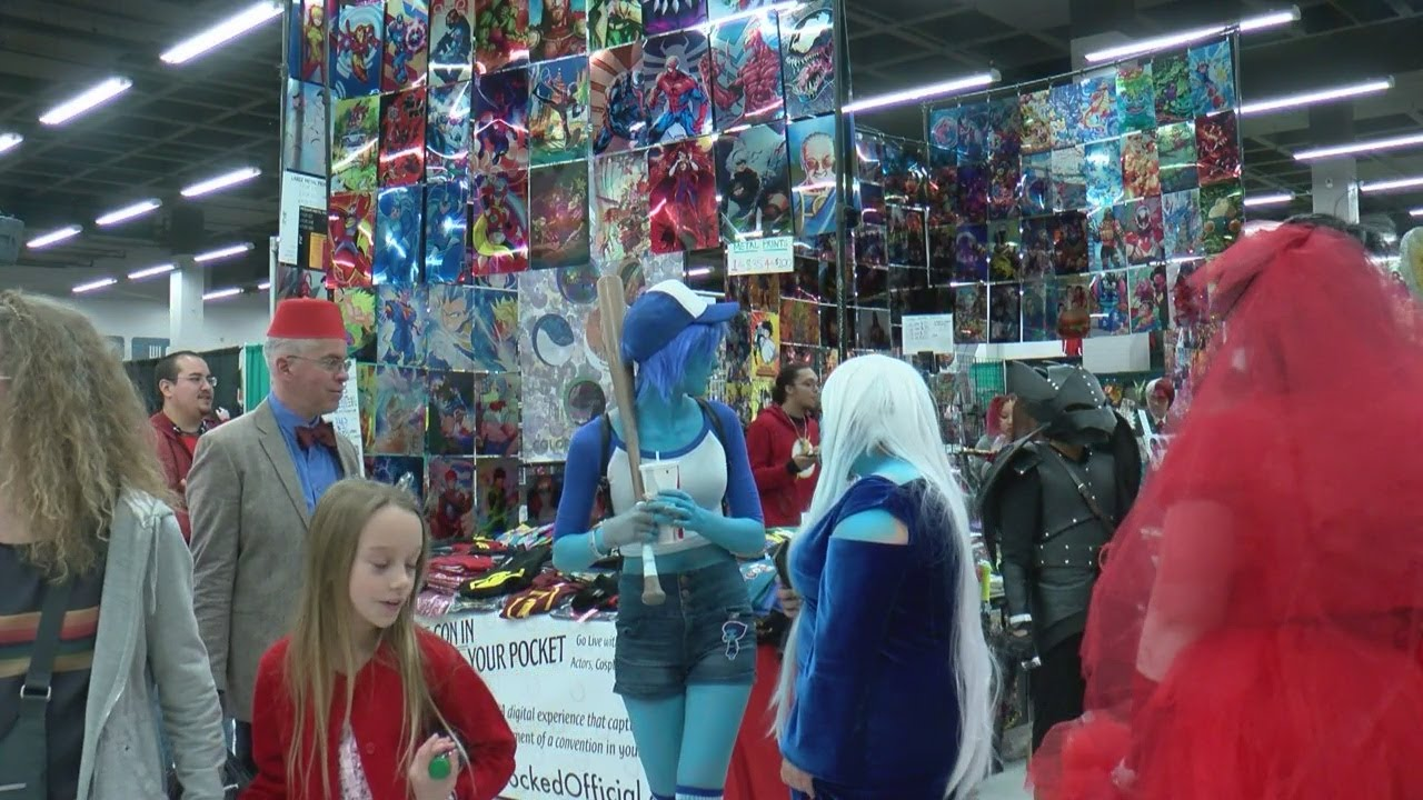 Comic book fans, film buffs, and gamers unite at Albuquerque
