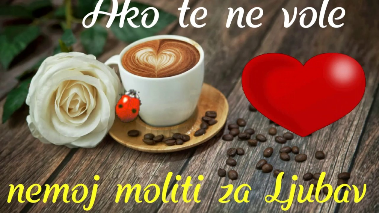 Jutro za slike ljubavne dobro Najlepše ljubavne