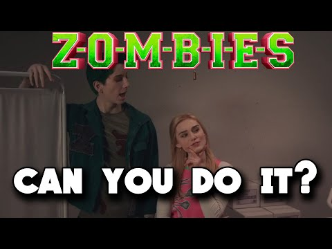 Finish The  - ZOMBIES Challenge