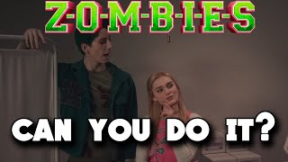 Finish The Lyrics  - ZOMBIES Challenge