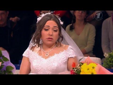 Фото невесты без комплексов